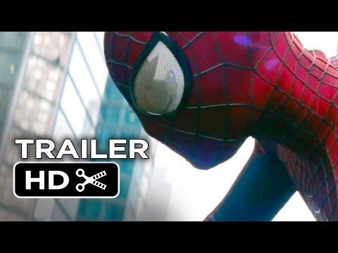 The Amazing Spider Man 2 Movie Hd Trailer
