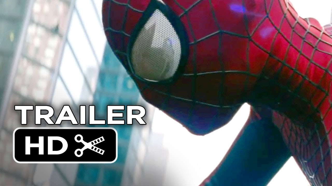 The Amazing Spider-Man 2 Official Final Trailer (2014) - Marvel Movie HD -  YouTube