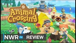 Animal Crossing: New Horizons (Switch) Review (Video Game Video Review)