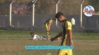 Liga Andalgalense de Futbol - Rivadavia vs Aconquija (Anual 2016 - 2º Fecha Vuelta)