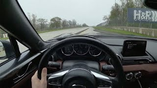 2019 Mazda MX-5 RF - Tedward POV Track Drive