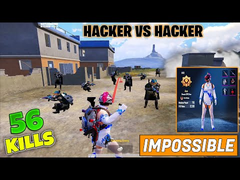 THIS HACKER CAN KILL WHOLE LOBBY IN JUST 1 SECOND, MOST BRUTAL SPEED HACKER IN BGMI- MrCyberSquad