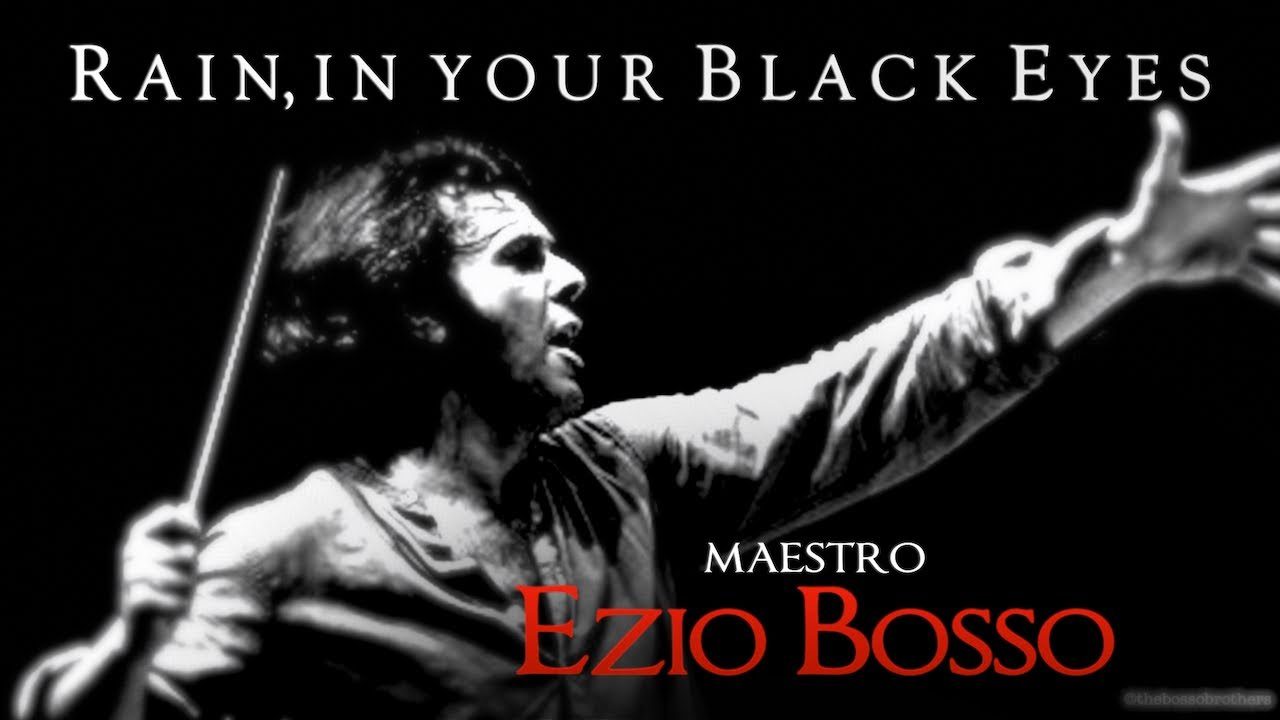 Ezio Bosso Rain In Your Black Eyes Music For Weather Elements Digitally Remastered