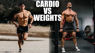 Cardio VS Weight Training For Fat Loss | My Experience As A Bodybuilder And Ultrarunner