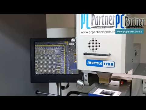 PC Partner Ankara BGA Cihazı ile Chip Değişimi