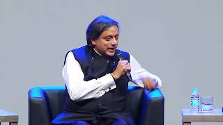 The Hindu Lit for Life Dialogue 2018: Shashi Tharoor in conversation with Gopal Krishna Gandhi