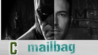 Collider Mail Bag - BATMAN: How Can Affleck Direct And Star In It?
