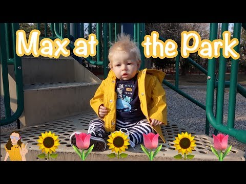 Reborn Toddler Max Goes To The Park For First Day Of Spring! | Kelli Maple