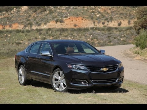 2014 Chevrolet Impala Review