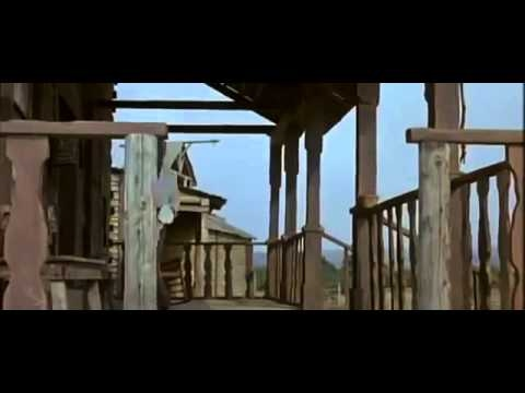 SPAGHETTI WESTERN They Were Called Graveyard (1969) Klaus Kinski and Cristina Galbó
