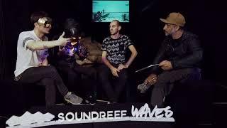 Mr Everett @ Soundreef Waves #15, Live Cinema Festival