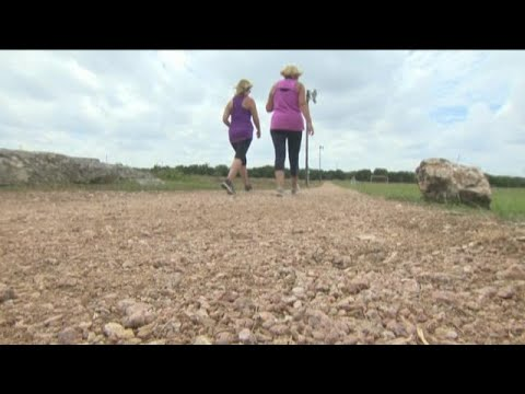 Dripping Springs running group teams up with City for trail