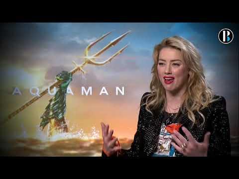 Entrevista con el cast de Aquaman
