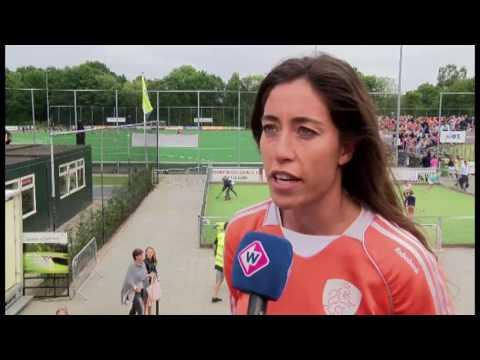Interview met hockeyster Naomi van As over de Olympische Spelen