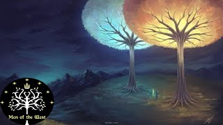 The Two Trees of Valinor- Timeline of Arda