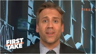 Max remains 'cautiously optimistic' that the NBA will finish the 2019-20 season | First Take
