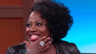 The surprise of Sheryl Underwood's life! || STEVE HARVEY