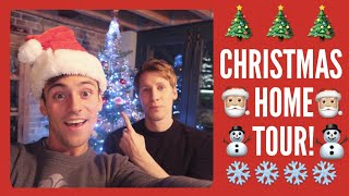 The Black-Daley Christmas Home Tour I Part 2 | Tom Daley