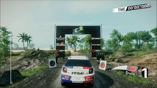 V-Rally 4 - Citroen DS3 R3T - Gameplay (PS4 HD) [1080p60FPS]