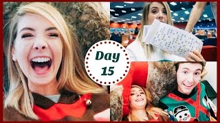 THEY MADE ME DO IT | VLOGMAS