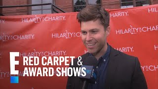 Will Colin Jost Play Coy About Scarlett Johansson Romance Rumors? | E! Live from the Red Carpet 2017 Video