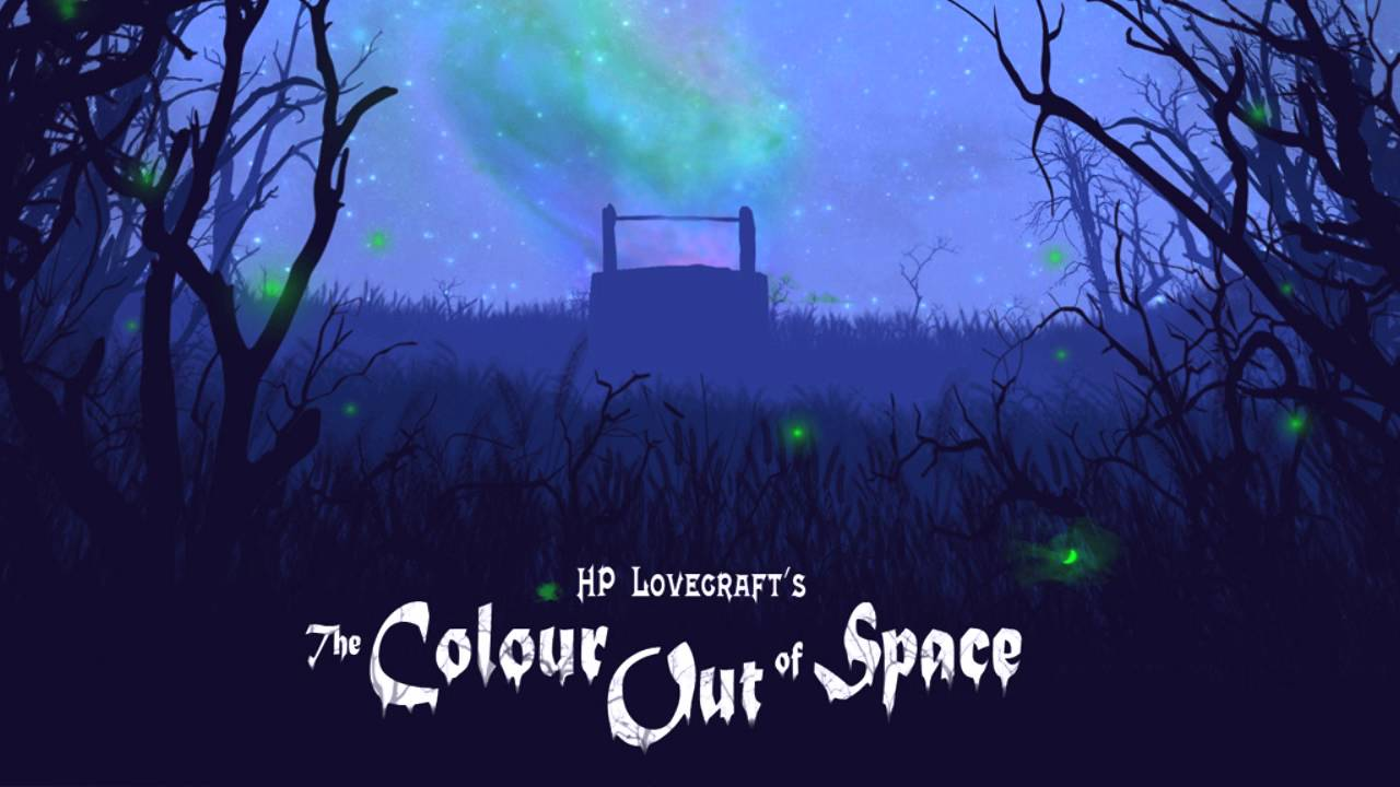 the colour out of space The colour out of space is a short story written by american horror author h p lovecraft in march 1927 in the tale, an unnamed narrator pieces together the story of an area known by the locals as the &quotblasted heath&quot in the wild hills west of arkham, massachusetts.