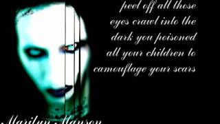 Marilyn Manson-Man That You Fear Lyircs