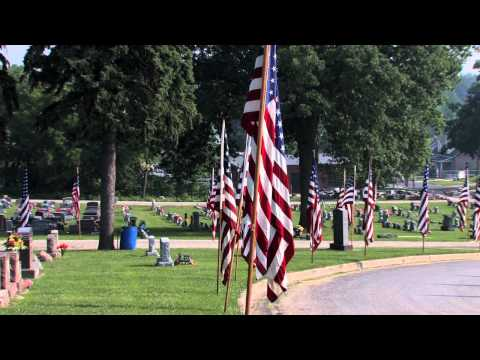 Avenue of Flags | Vandalia, IL | Crawford - Hale American Legion Post 95