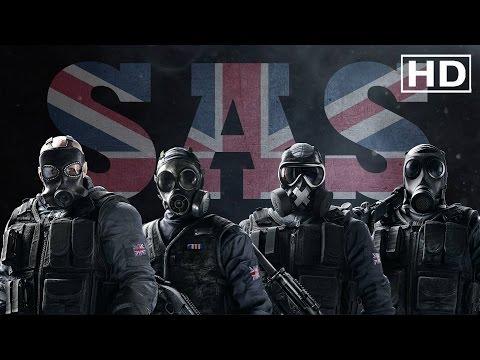 British SAS -