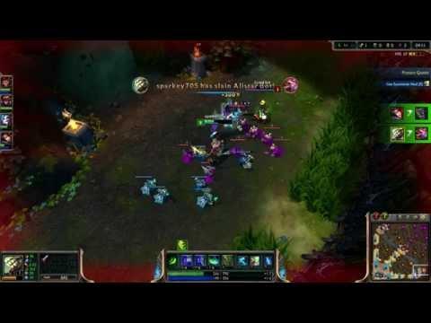 League of Legends- Victory
