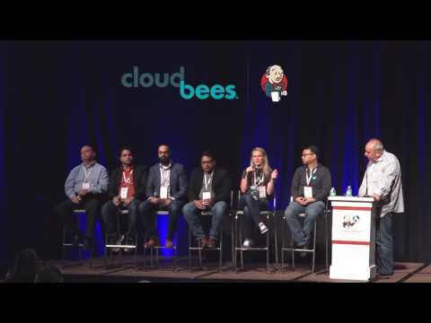 Continuous Delivery/DevOps in the Enterprise - Expert Panel
