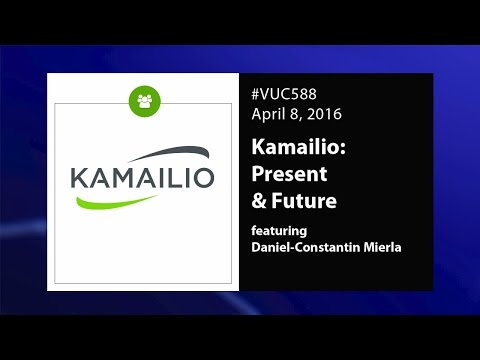 #VUC588 - Kamailio Turns 15!