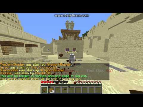 Minecraft [HACKERS DETECTED] Assassination