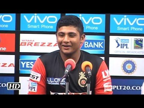 IPL 9 MI vs RCB: Sarfaraz Khan Talks About His Unusual Shots