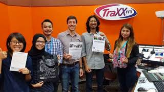 Traxx FM Interview with Mok Yi Ying, Ashaari Rahmat, and Stefano Savi