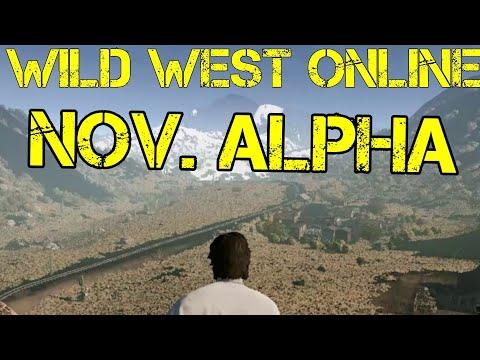 Wild West Online LIVE Alpha FIREWALKER!