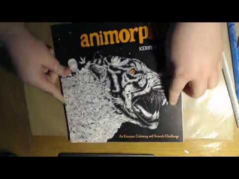 kerby-rosanes-animorphia-and-imagimorphia-adult-coloring-book-review