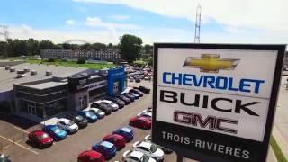 Publicité Trois-Rivières Chevrolet Buick GMC Cadillac, septembre 2016