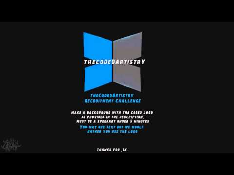 TheCodedArtistry - 100 Subscriber Recruitment