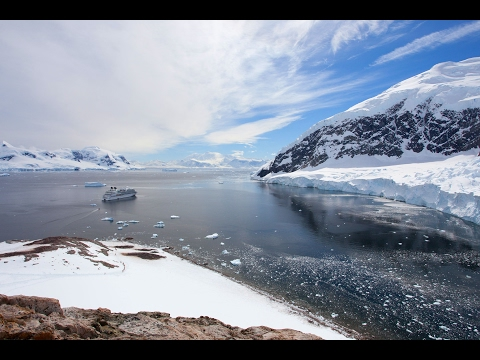 Seabourn Antarctic Expeditions (4K)