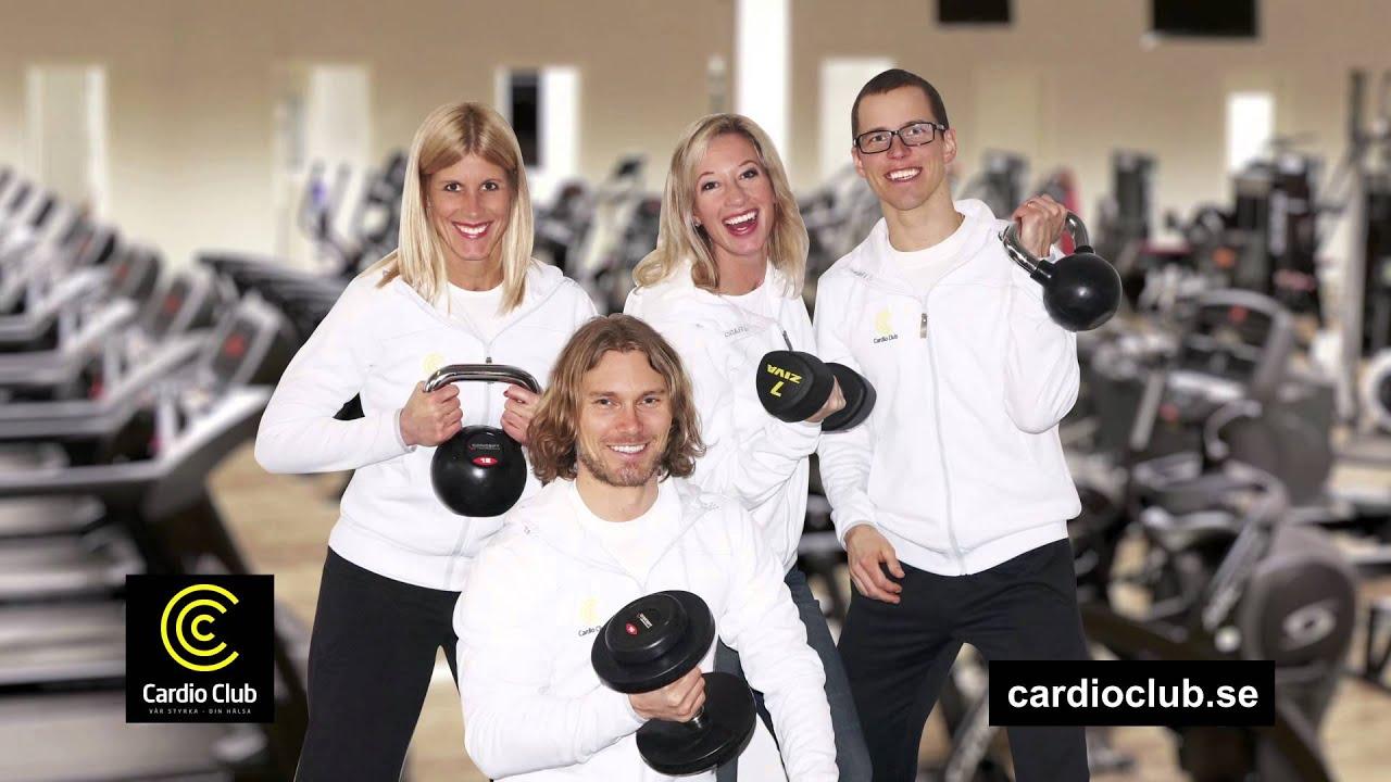 cardio club jönköping