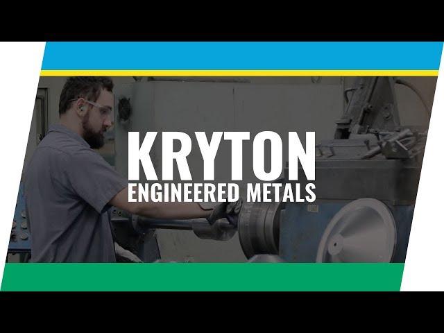 Client Spotlight Series: Kryton Engineered Metals, Cedar Falls, IA