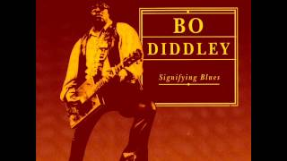 Bo Diddley - Signifying Blues. (Extended Version)