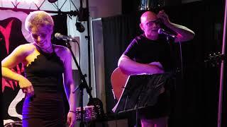 Kira Wood & Danbert Nobacon (Chumbawamba) Live At Creep Records, Philly 6/1/19