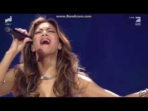 Nicole Scherzinger - Run (Live @ Energy Stars For Free 2014)