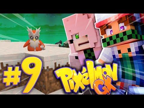 ALICE POKEALLENATRICE! - Minecraft PIXELMON GX ITA EP.9