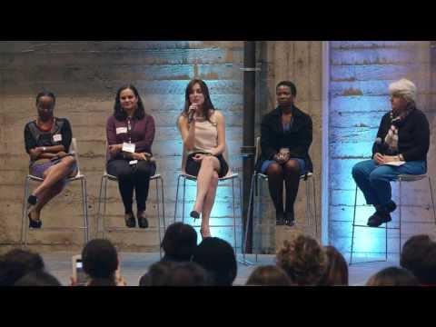 TechWomen at Twitter - YouTube