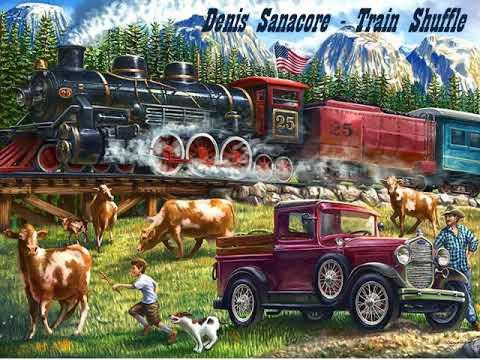 Denis Sanacore   Train Shuffle