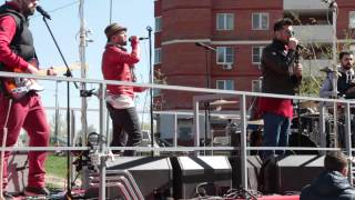 Градусы Грязные стекла Live 26 04 2014