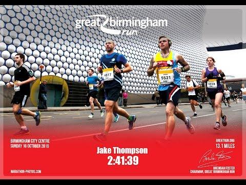 Birmingham Great Run Half Marathon